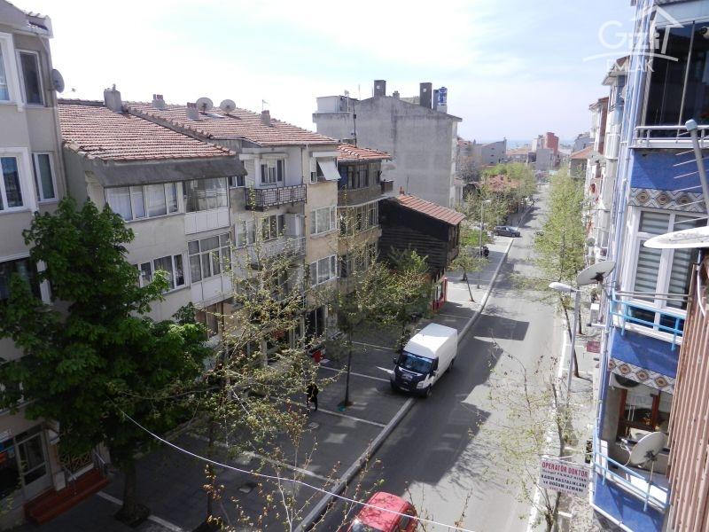 MURATLI CADDESI ÜZERI 2+1 VE 110m2 KALORİFERLİ DAİRE