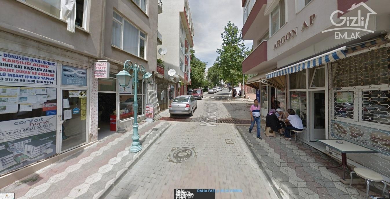 ŞEHİR MERKEZİ KOLORDU CD. 14m2 GİRİŞ KAT DÜKKAN
